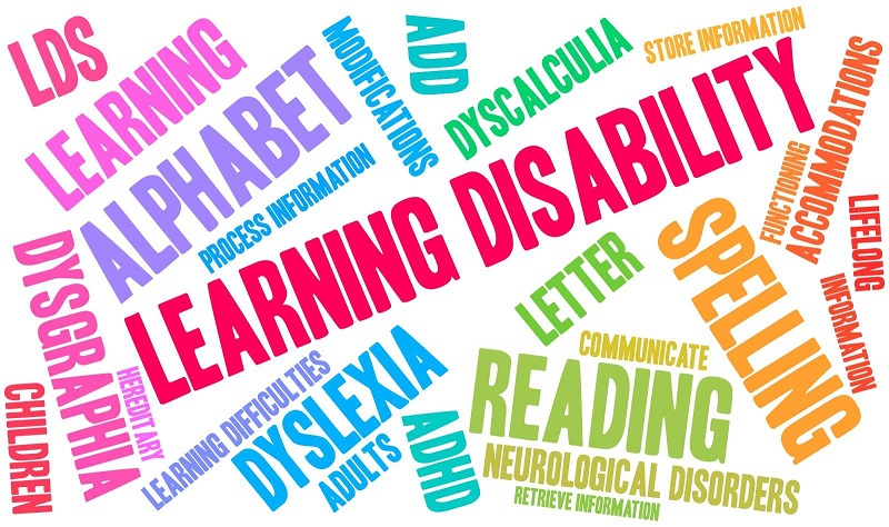 A Specific Learning Disability